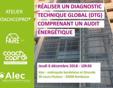 diagnostic tecnhique global copropriété