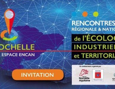 rencontres La Rochelle écologies industrielles et territoriales