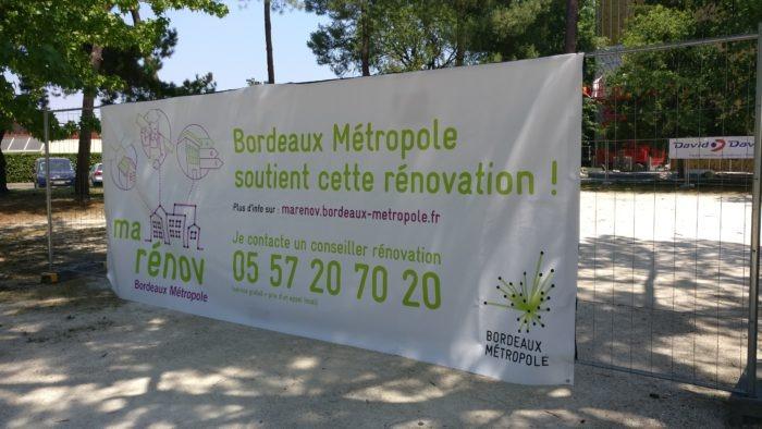 rénovation Bordeaux Métropole