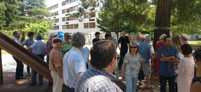 visite rénovation BBC Le Pontet