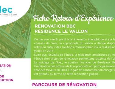 REX_copropriété Le Vallon