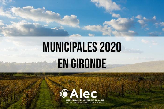 municipales 2020 gironde alec