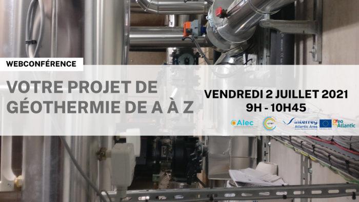 webconférence géothermie ALEC CRER